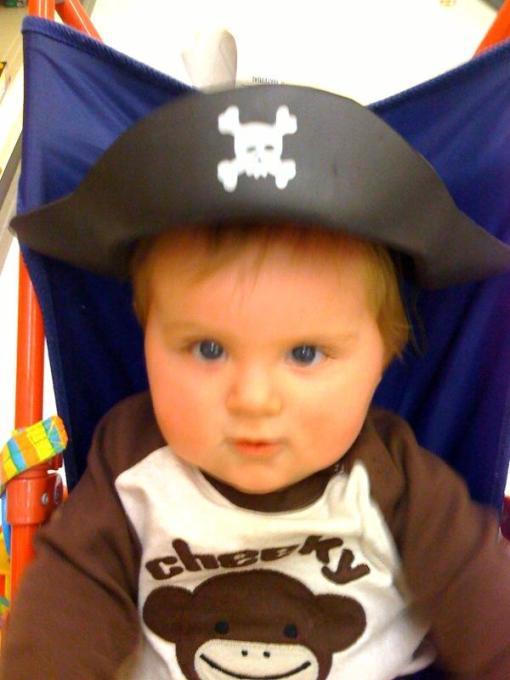 Grandson Lucas